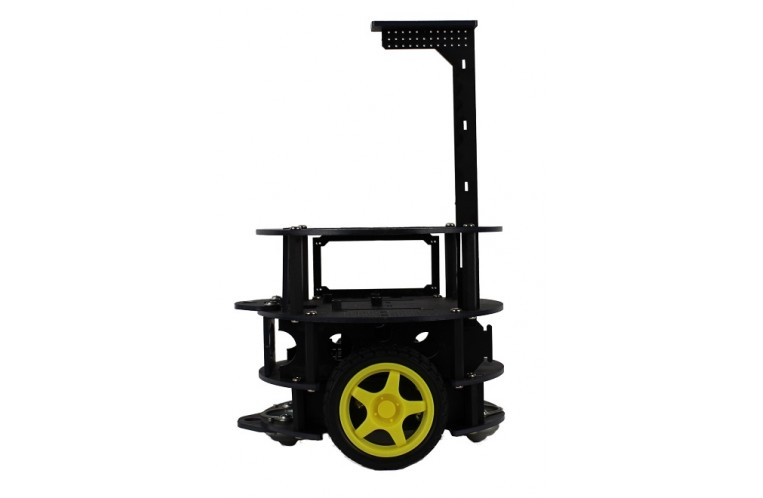 """<h2>Round Rover<span>(2017)</span></h2> <p>150 mm diameter, Two Wheels, LCD Display, Arduino Mega 2560</p><a href=""""index.php?route=product/category&path=20""""></a>"""