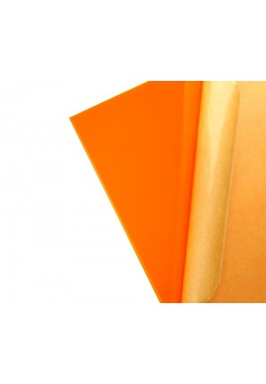 Acrylic Sheet - Orange