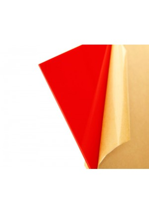 Acrylic Sheet - Red