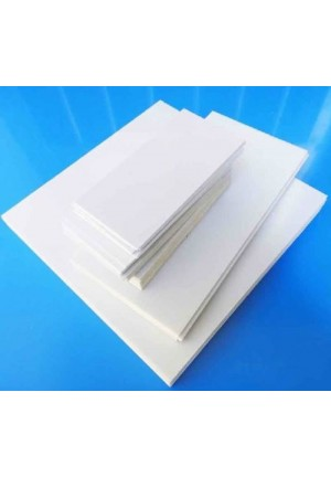 High Impact Polymer Plastic Sheet - White